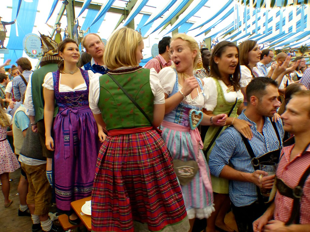 London Doktoberfest Canada Water
