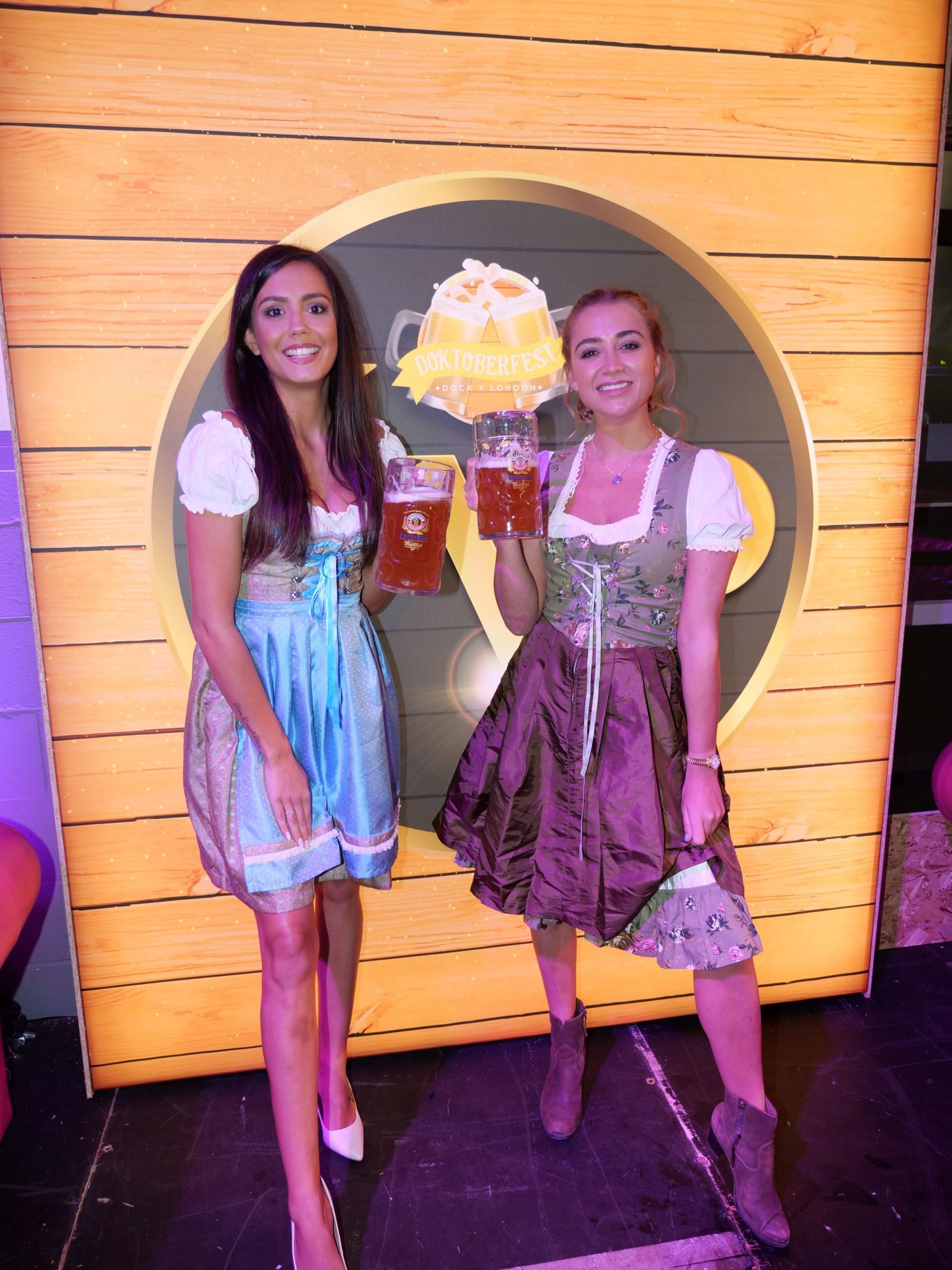 Oktoberfest Food Drink