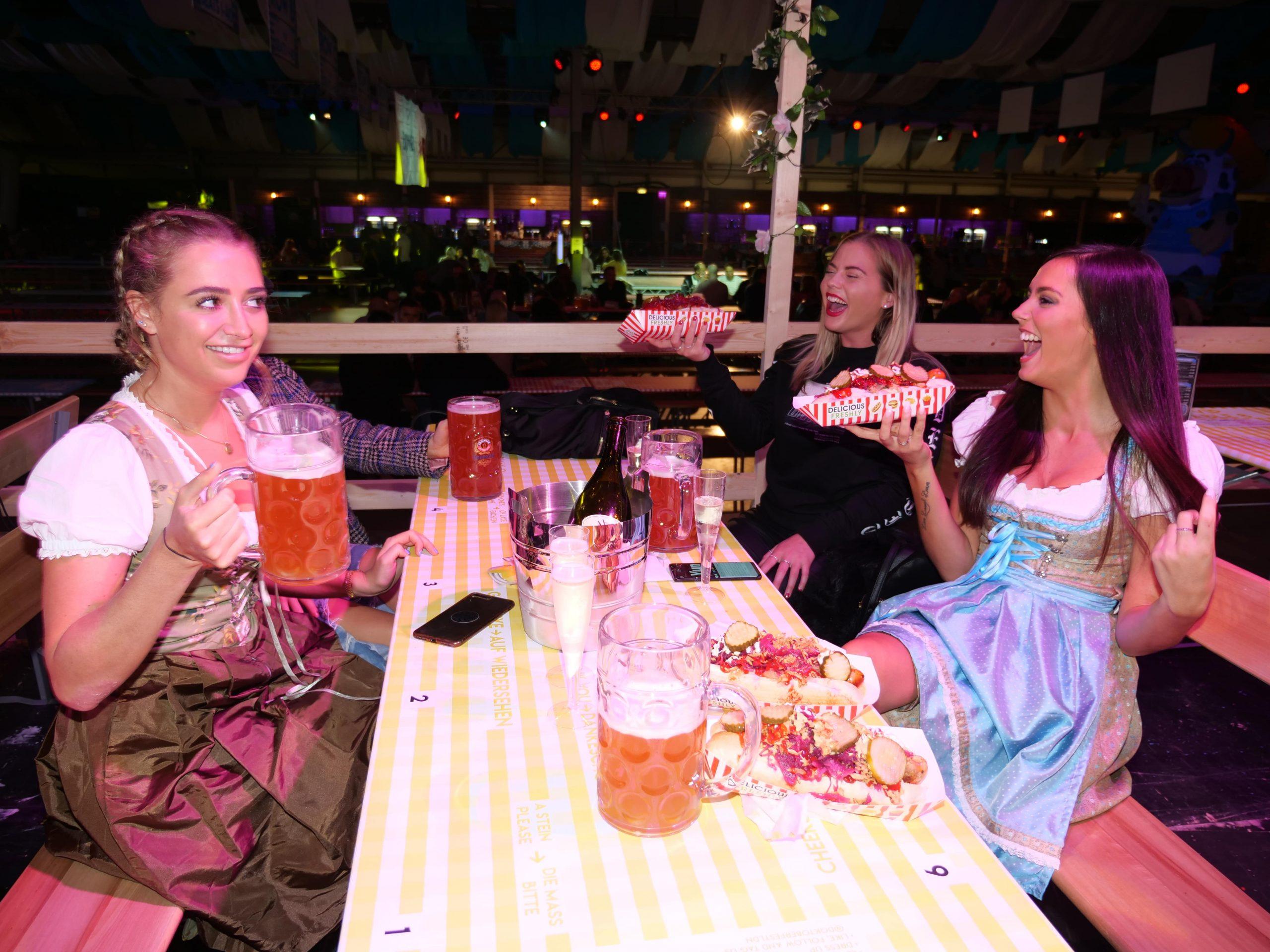 Oktoberfest London VIP tickets
